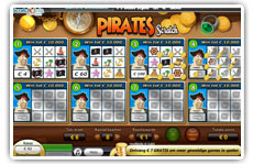 Pirates Scratch